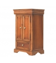 Bedside table in Louis Philippe style