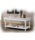 coffee table, coffee table Louis Philipe style