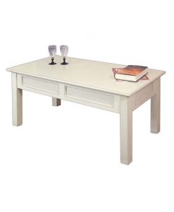rectangular coffee table, wooden coffee table, table for living-room, classic coffee table, laquered coffee table