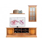 living room entertainment unit, wooden Tv cabinet, Tv stand Arteferretto TV unit, Arteferretto furniture, wooden cabinet for living room, entertainment TV unit, wooden furniture, classic style Tv cabinet