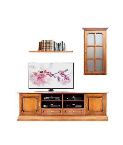 Living room entertainment unit. Sku 4014-s-plus