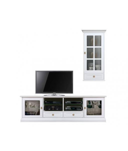 Tv wall unit, living room. Sku 4015-QV