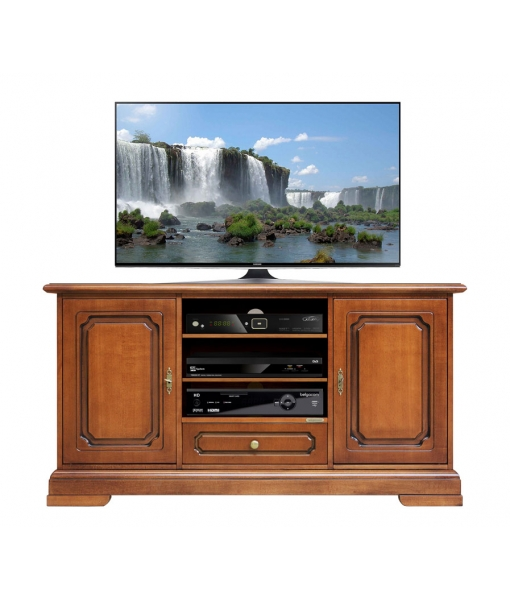 Classic style cabinet, tv stand for living room. SKU: 4040-S-plus