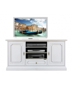lacquered classic tv cabinet, tv cabinet, tv stand, classic style, furniture for living room, living room,