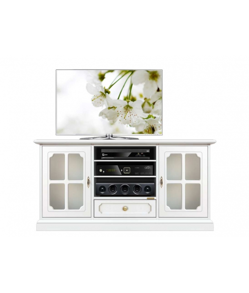 Lacquered tv cupboard for living room. Sku 4040-sgav
