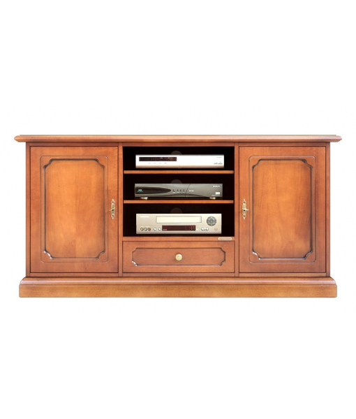 Wooden entertainment TV unit for living room. Sku 4040-sp
