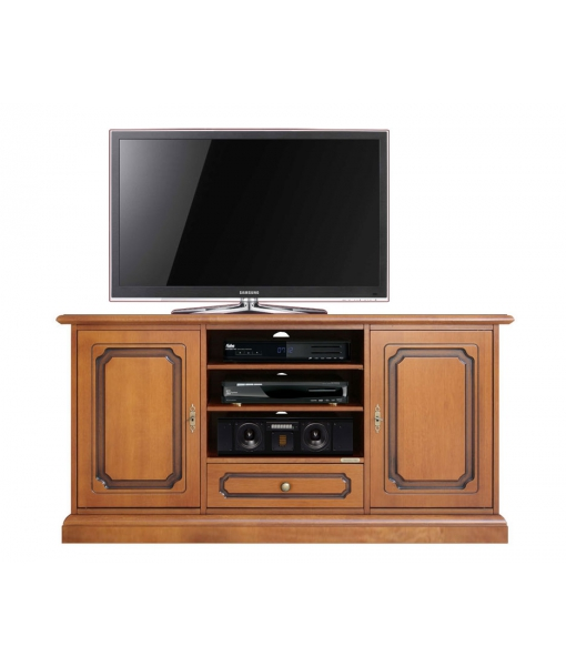 Tv cabinet 2 doors 1 drawer 4040-S
