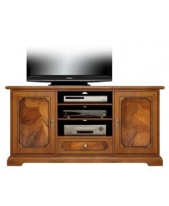 briar root tv unit, living room tv cabinet, small cabinet, wooden tv cabinet, briar root furniture, classic style furniture, classic tv stand, tv stand,