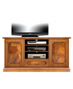 briar root tv unit, living room tv cabinet, small cabinet, wooden tv cabinet, briar root furniture, classic style furniture, classic tv stand, tv stand,