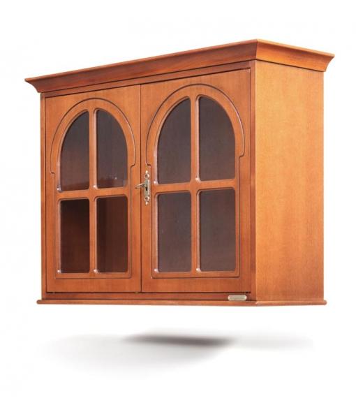 Wooden wall cabinet sku. 4050-TG