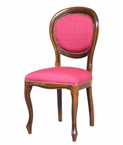 Louis Philippe elegant chair,