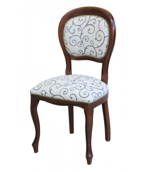 Louis Philippe chair, dining chair, wooden chair