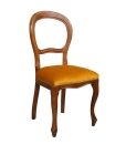 classic chair, wooden chair, classic chair in Louis Philippe style, chair in Louis Philippe style