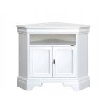 corner entertainment unit, lacquered tv corner cabinet, corner cabinet, white cabinet, white tv corner cabinet, white tv cabinet, tv stand, white furniture, living room furniture