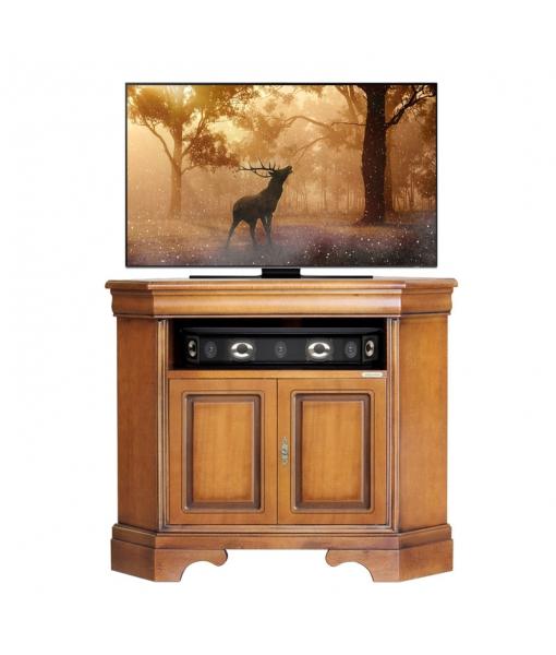 Corner tv stand in classic style. Sku. 488