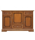 wooden sideboard, sideboard, dining room sideboard, classic sideboard, classic furniture