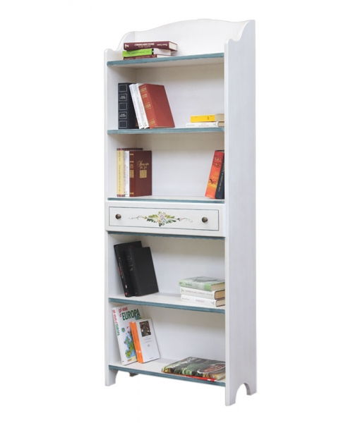 Hand painted bookcase. Product Code: 5231