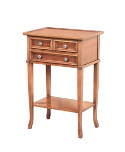 side table, hallway 3 drawer cabinet, small cabinet, cabinet in wood, classic small cabinet, entryway cabinet, cabinet in wood, classic furniture, classic style,
