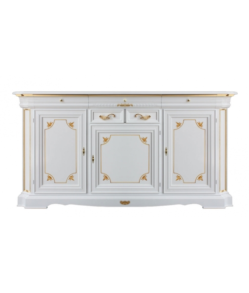 big sideboard, sideboard, sideboard for living room, living room furniture, sideboard with doors, sideboard with drawers, elegant sideboard, wooden sideboard, lacquered sideboard, furniture for living room