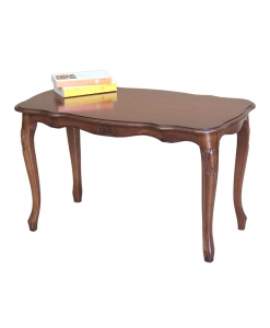 Rectangular coffee table, living room coffee table, tea table, wood table, small table, living room furniture, classic style furniture, traditional coffee table