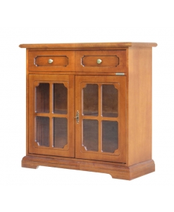 classic glass doors sideboard, sideboard, dining room cabinet, dining room buffet, dining room sideboard, sideboard with glass doors, classic style sideboard, classic style furniture, dining room furniture, living room furniture, wooden sideboard