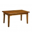extendable rectangular dining table, dining table, wooden table, dining room furniture, rectangular table,