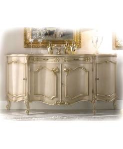 sideboard, elegant sideboard, sideboard in Italian style, classic style sideboard, luxury sideboard, luxury, wooden sideboard