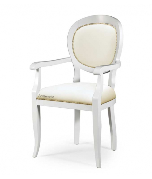 Rounded chair sku A70-C-F