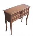 Console 4 drawers, Item N° BU134