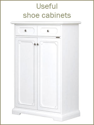 Shoe cainets category, shoe cabinets in wood for entryway, wooden units for shoes storage
