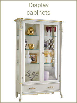 Display cabinets category, livinf room display cabinets, elegant furniture for living room