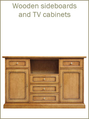 Wooden sideboard, Tv cabinets in wood, living room sideboards, italian design sideboards