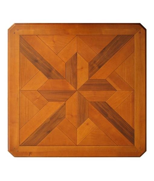 tesselated top coffee table, coffee table, living room coffee table, wooden coffee table, squared coffee table, classic coffee table, classic style