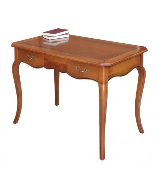 Office solid wood desk. Sku D-970