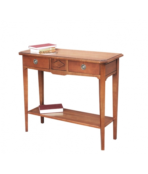 Console table with 2 drawers, SKU: D907