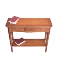 Console table with 2 drawers