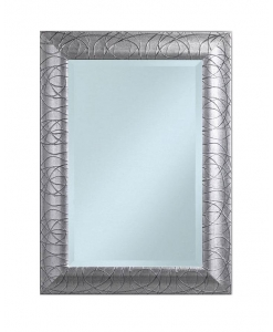 silver leaf mirror, mirror, mirror in silver colour, mirror for bedroom, mirror for bathroom, mirror for entryway, entryway furniture