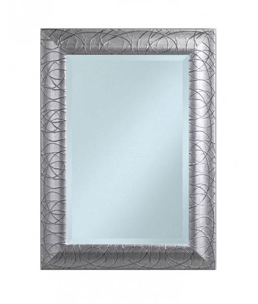Silver leaf mirror. Product code: E-3003