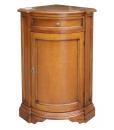 corner cabinet, wooden corner cabiner, small cabinet