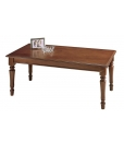 classic rectangular coffee table, coffee table, wooden coffee table, furniture for living room