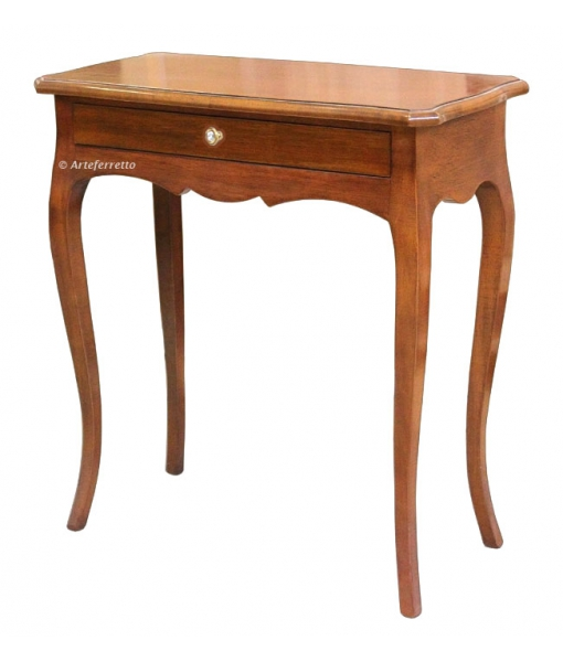 Classic console table in wood. Sku er-2598