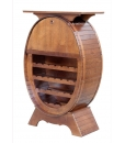 wooden wine rack, wine cabinet, wine rack in wood, wine rack for house, wooden cabinet, wine bottles cabinet, bar corner, bar furnishing,