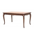 Classic precious table, classic table, elegant table, dining room table, table in solid wood