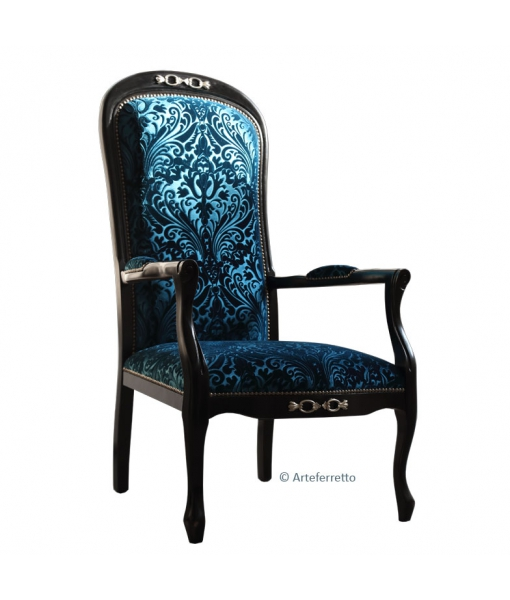 Upholstered armchair. sku. F-Fly