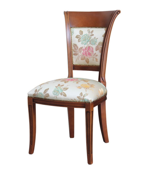Classic chair Charme. Product code: FR-42. Fabric code: E-11