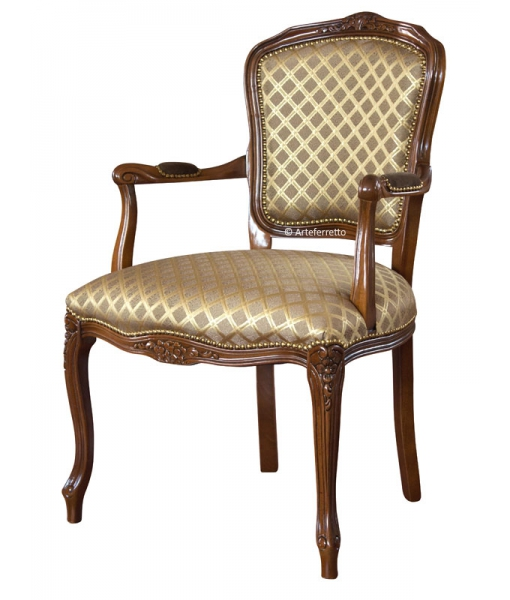 Armchair in Parisian style, SKU: GM-330