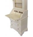 classic trumeau unit, wooden trumeau cabinet, living room cabinet, living room display cabinet,