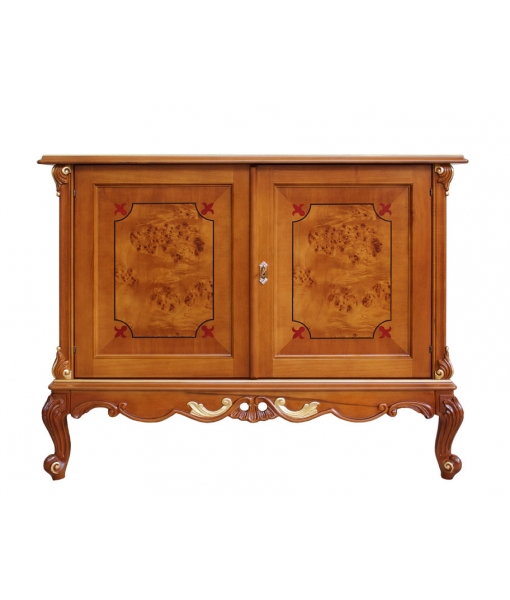 Carved sideboard with briar-root. Product code: MT-CR2