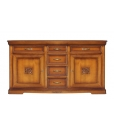 classic sideboard, sideboard, wooden sideboard, sideboard with drawers and doors, sideboard for living room, elegant sideboard
