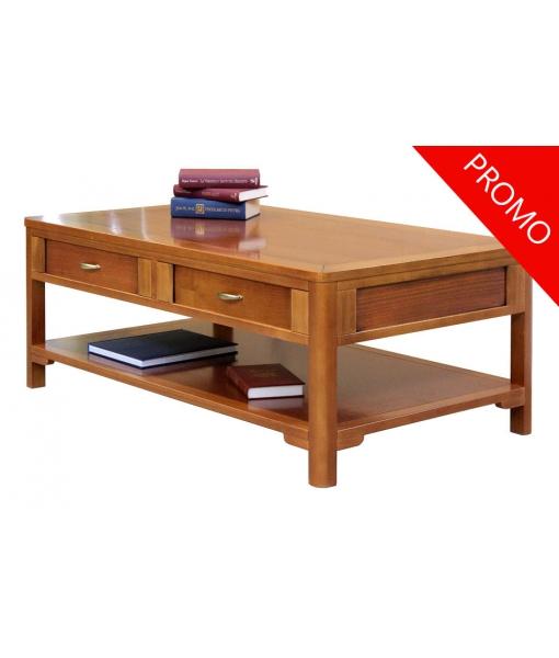 Living room coffee table in rectangular shape. Sku P1061